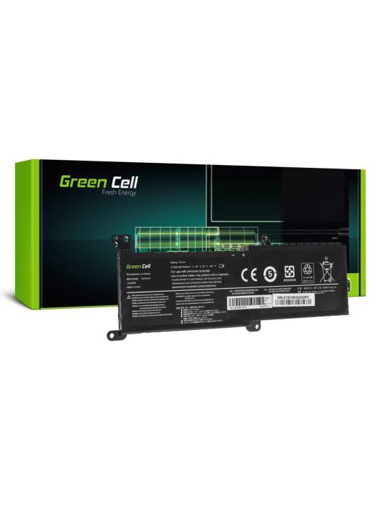 Green Cell Laptop akkumulátor / akku Lenovo IdeaPad 320-14IKB 320-15ABR 320-15AST 320-15IAP 320-15IKB 320-15ISK 330-15IKB 520-15IKB