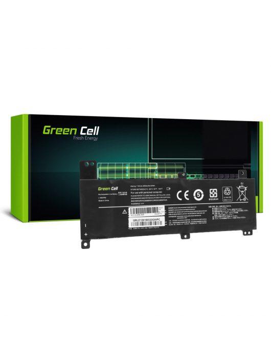Green Cell Laptop akkumulátor / akku L15C2PB2 L15C2PB4 L15L2PB2 L15M2PB2 Lenovo IdeaPad 310-14IAP 310-14IKB 310-14ISK