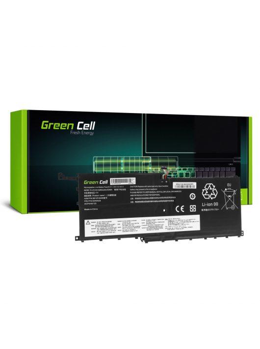 Green Cell Laptop akkumulátor / akku 00HW028 Lenovo ThinkPad X1 Carbon 4th Gen i Lenovo ThinkPad X1 Yoga (Első, Második Generáció)