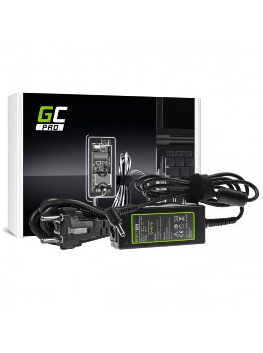 Green Cell PRO Töltő 19V 2.37A 45W Asus R540 X200C X200M X201E X202E Vivobook F201E S200E ZenBook UX31A UX32V