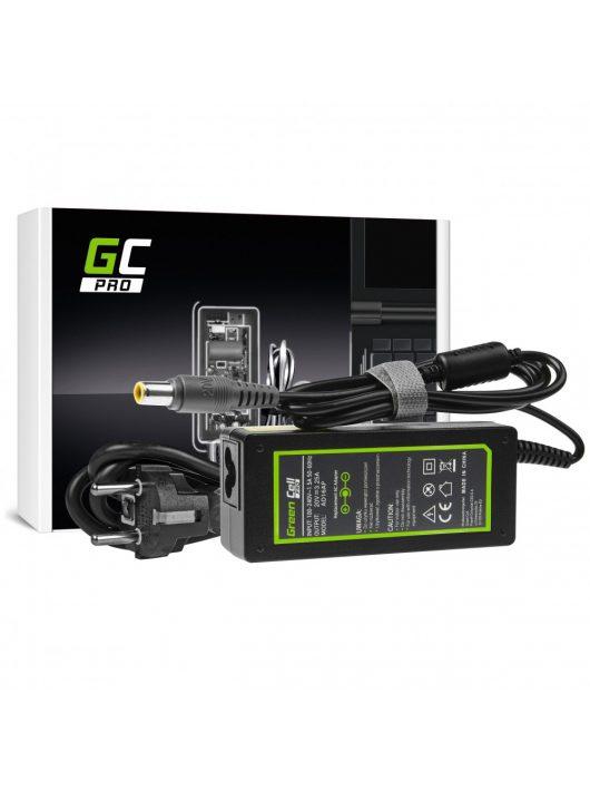 Green Cell PRO Töltő 20V 3.25A 65W  Lenovo B590 ThinkPad R61 R500 T430 T430s T510 T520 T530 X200 X201 X220 X230