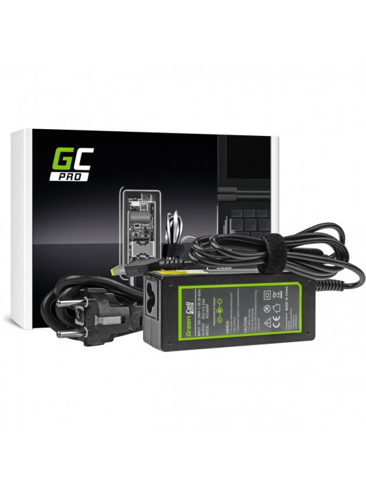 Green Cell PRO Töltő 20V 3.25A 65W Lenovo B50 G50 G50-30 G50-45 G50-70 G50-80 G500 G500s G505 G700 G710 Z50-70