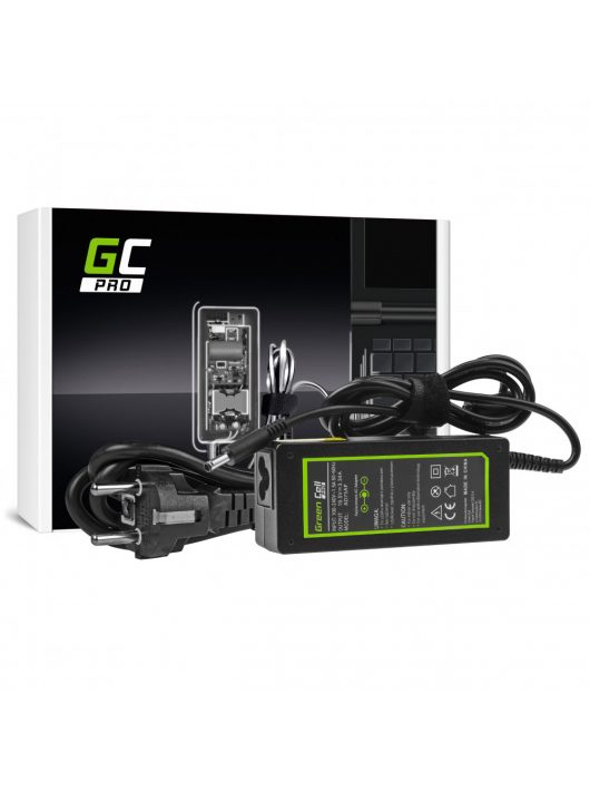 Green Cell PRO Töltő 19.5V 3.34A 65W Dell Inspiron 15 3543 3558 3559 5552 5558 5559 5568 17 5758 5759