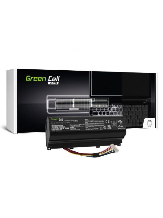 Green Cell Pro Laptop akkumulátor / akku A42N1403 Asus ROG G751 G751J G751JL G751JM G751JT G751JY / 15V 5200mAh
