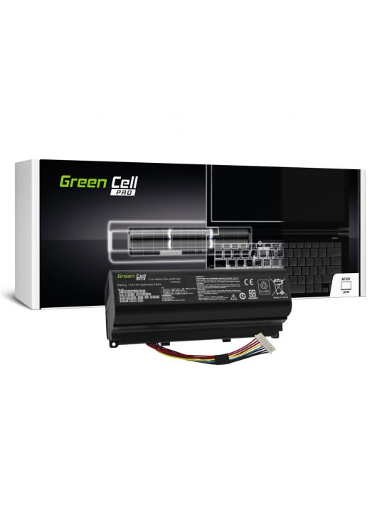 Pro Laptop akkumulátor / akku A42N1403 Asus ROG G751 G751J G751JL G751JM G751JT G751JY / 15V 5200mAh AS128PRO