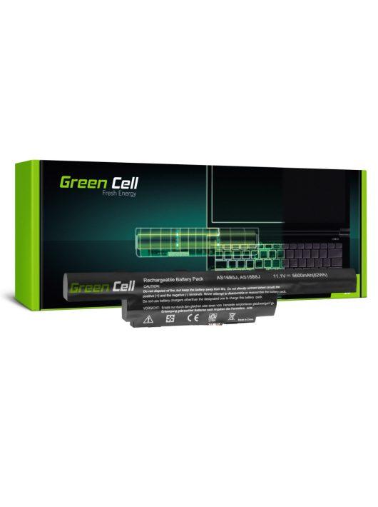 Laptop akkumulátor / akku AS16B5J AS16B8J Acer Aspire E15 E5-575 E5-575G F15 F5-573 F5-573G TravelMate P259 P259-M P259-G2-M / 11,1V 5600 mAh