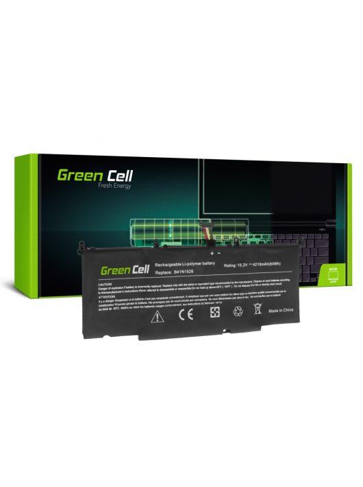 Green Cell Laptop akkumulátor / akku B41N1526 Asus FX502 FX502V FX502VD FX502VM ROG Strix GL502VM GL502VT GL502VY / 15,2V 4210mAh
