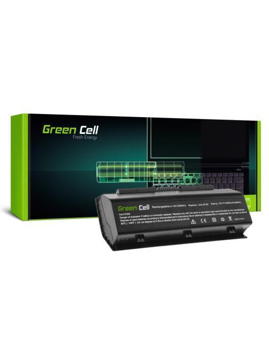Green Cell Laptop akkumulátor / akku A42-G750 Asus G750 G750J G750JH G750JM G750JS G750JW G750JX G750JZ / 15V 5900mAh
