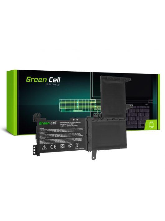 Laptop akkumulátor / akku B31N1637 C31N1637 Asus VivoBook S15 S510 S510U S510UA S510UN S510UQ 15 F510 F510U F510UA / 11,52V 3600mAh AS136