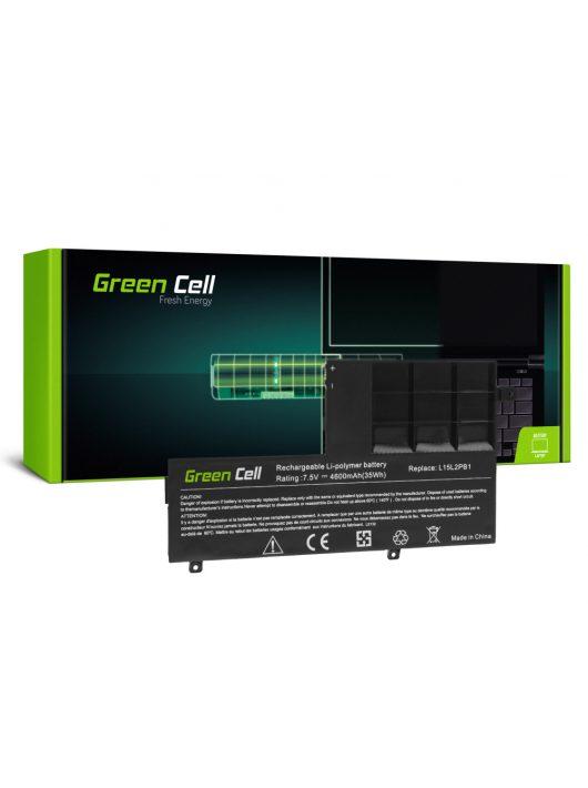 Laptop akkumulátor / akku L15C2PB1 L15L2PB1 L15M2PB1 Lenovo Yoga 510-14IKB 510-14ISK 510-15IKB 510-15ISK LE132