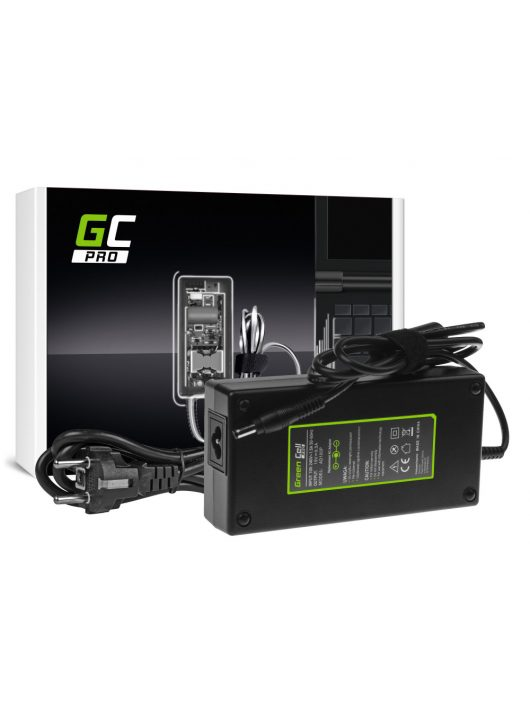 Green Cell PRO Töltő MSI GT60 GT70 GT680 GT683 Asus ROG G75 G75V G75VW G750JM G750JS 19V 9.5A 180W