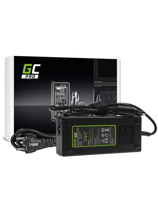 Green Cell PRO Töltő Asus N501J N501JW Zenbook Pro UX501 UX501J UX501JW UX501V UX501VW 19V 6.32A 120W