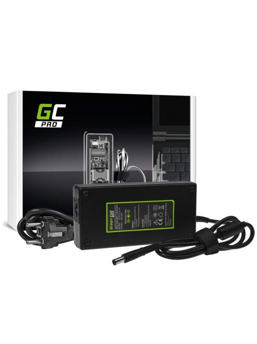 Green Cell PRO Töltő Dell Precision 7510 7710 M4700 M4800 M6600 M6700 M6800 Alienware 17 M17x 19.5V 12.3A 240W