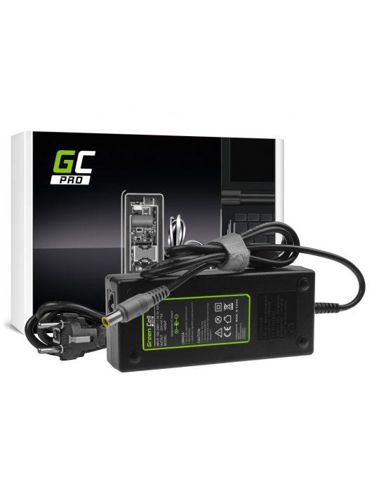 Green Cell Pro Laptop hálózati töltő Lenovo ThinkPad T520 T520i T530 T530i W520 W530 20V 6.75A 135W