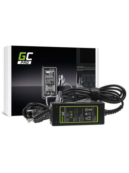 Green Cell PRO Töltő HP Mini 110 210 Compaq Mini CQ10 19V 2.1A 40W