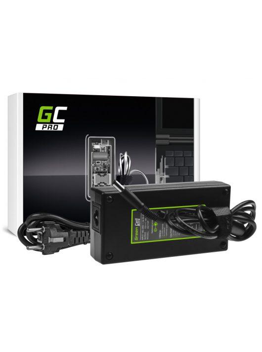 Green Cell PRO Töltő HP EliteBook 8530p 8530w 8540p 8540w 8560p 8560w 8570w 8730w ZBook 15 G1 G2 19V 7.9A 150W