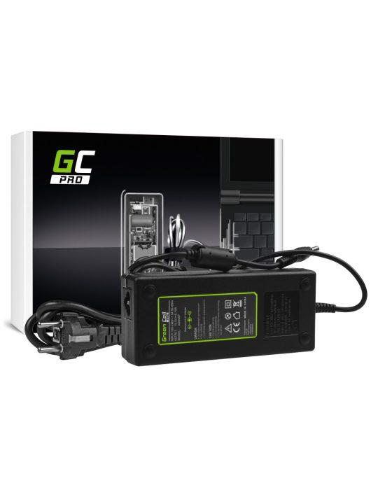 Green Cell Pro Laptop hálózati töltő Lenovo IdeaPad Y510p Y550p Y560 Y570 Y580 Z500 Z570 MSI GE60 GE70 GP 19.5V 6.15A 120W