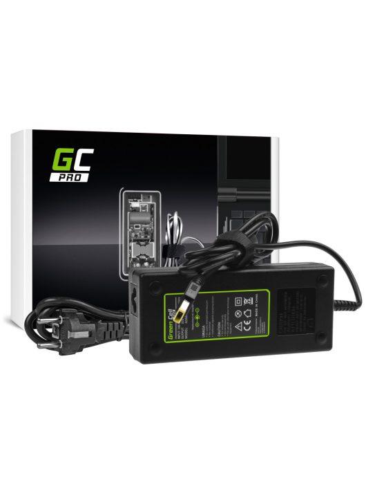 Green Cell Pro Laptop hálózati töltő Lenovo Y70 Y50-70 Y70 Y70-70 Y520 Y700 Z710 700-15ISK ThinkPad W540 T4 20V 6.75A 135W