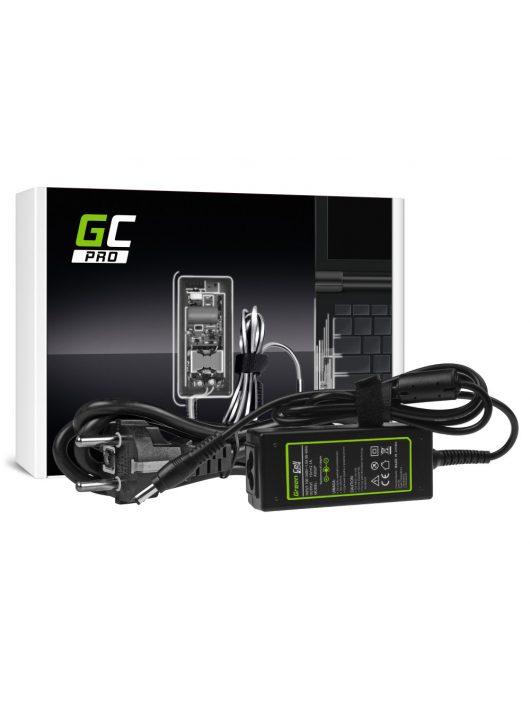 Green Cell PRO Töltő MSI Wind U90 U100 U110 U120 U130 U135 U270 19V 2.1A 40W
