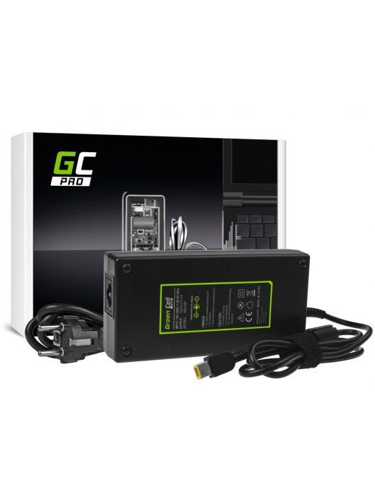 Green Cell Pro Laptop hálózati töltő Lenovo Ideacentre 310-15ASR 310S-08ASR 520-27IKL 910-27ISH A540 A740 19.5V 7.7A 150W