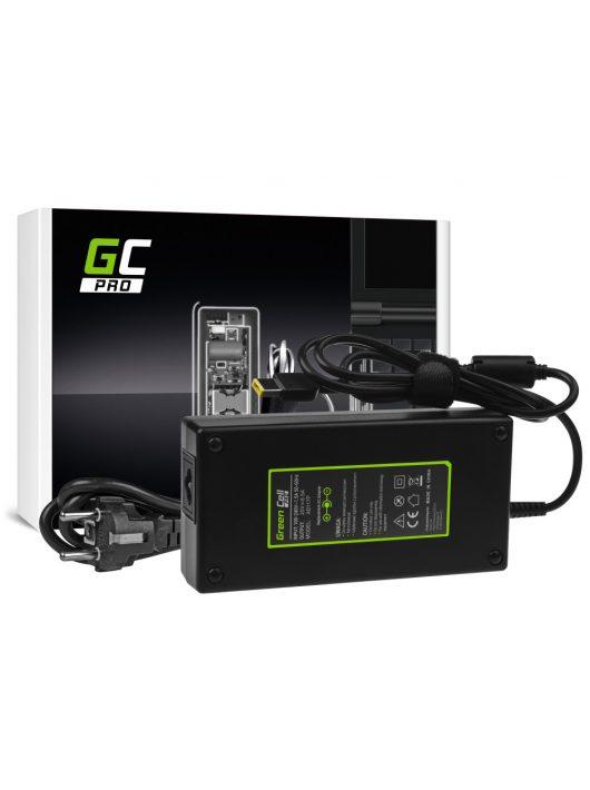 Green Cell Pro Laptop hálózati töltő Lenovo Legion Y530 Y720 ThinkPad W540 W541 P50 P51 P52 P70 P71 20V 8.5A 170W