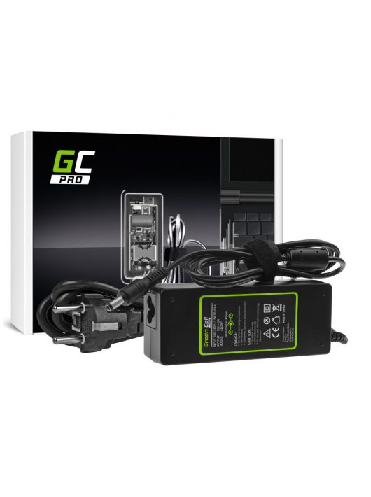 Green Cell Pro Laptop hálózati töltő Toshiba Tecra A10 A11 M11 Satellite A100 P100 Pro S500 15V 5A 75W