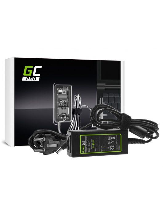 Green Cell Pro Laptop hálózati töltő Samsung N100 N130 N145 N148 N150 NC10 NC110 N150 Plus 19V 2.1A 40W