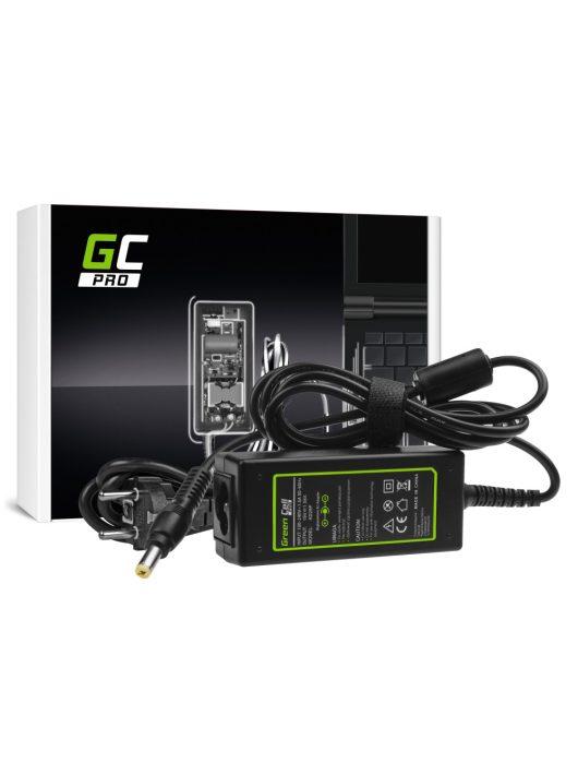 Green Cell PRO Töltő Acer Aspire One 521 522 531 751 752 753 756 A110 A150 D150 D250 19V 1.58A 30W