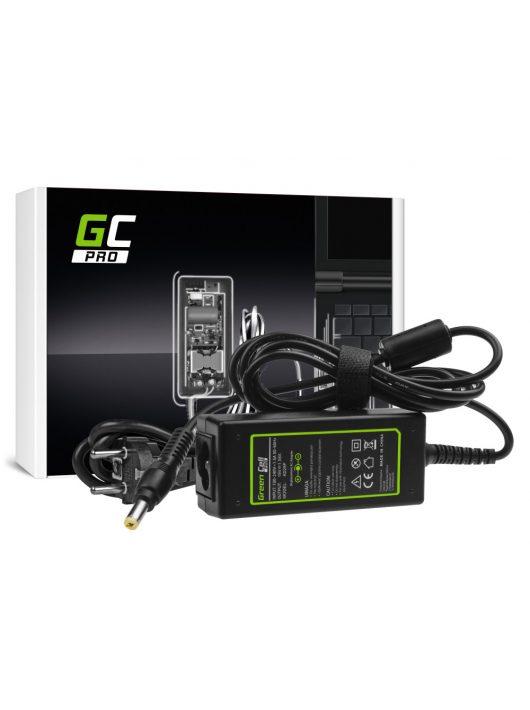 Laptop PRO töltő Acer Aspire One 521 522 531 751 752 753 756 A110 A150 D150 D250 19V 1.58A 30W AD28P