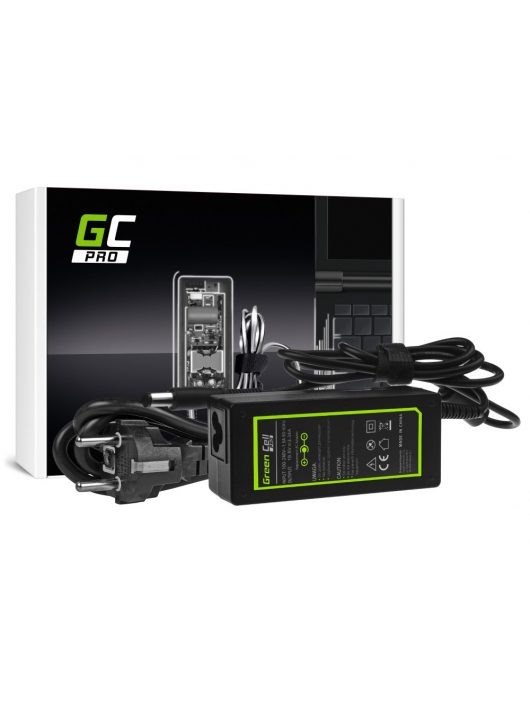 Green Cell PRO Töltő Dell Inspiron 15 1525 3541 3541 Latitude 3350 3460 E4200 XPS 13 L321x L322x 19.5V 3.34A