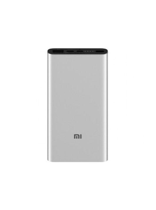 Power Bank Xiaomi 10000 mAh MI3 PLM12ZM ezüst színben