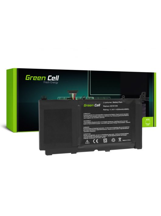 Green Cell Laptop akkumulátor / akku B31N1336 Asus R553 R553L R553LN