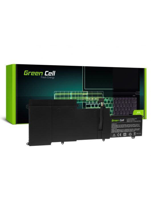 Green Cell Laptop akkumulátor / akku C42-UX51 Asus ZenBook UX51 UX51V UX51VZ