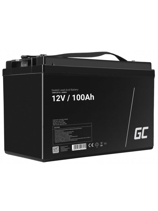 Akummulátor AGM Green Cell 12V 100Ah