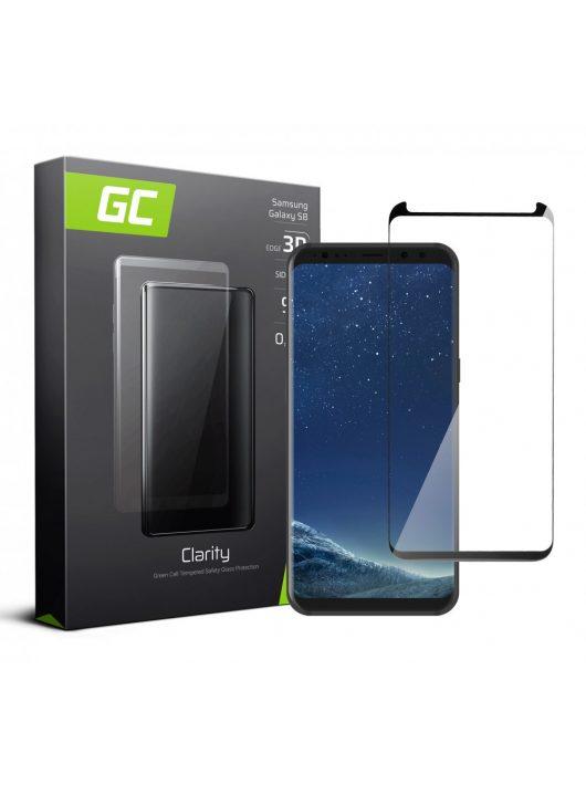 GC kijelzővédő üvegfólia Samsung Galaxy S8 GL15