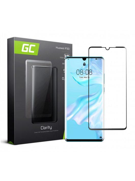 GC kijelzővédő üvegfólia Huawei P30