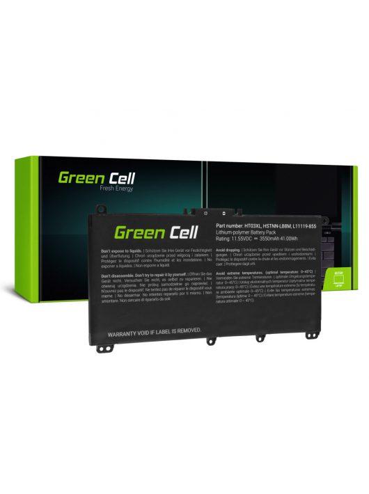 Green Cell Laptop akkumulátor / akku HT03XL HP 240 G7 245 G7 250 G7 255 G7, HP 14 15 17, HP Pavilion 14 15