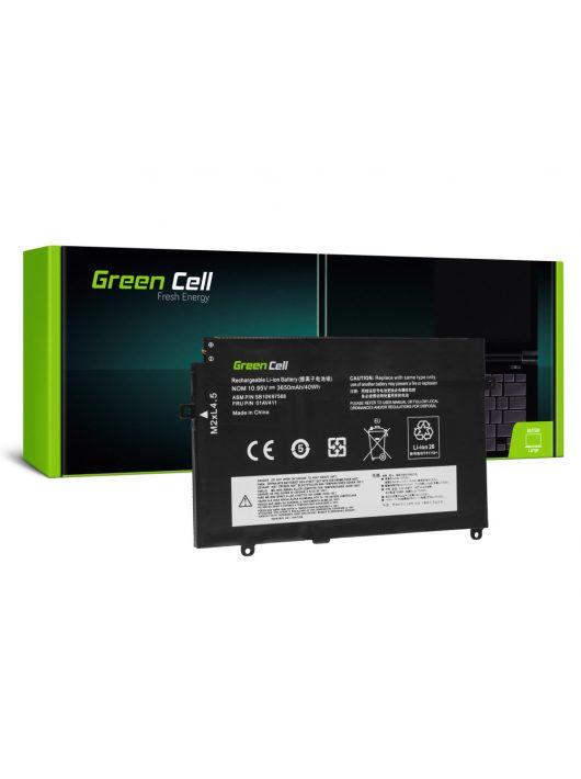 Green Cell Laptop akkumulátor / akku 01AV411 01AV412 01AV413 Lenovo ThinkPad E470 E475