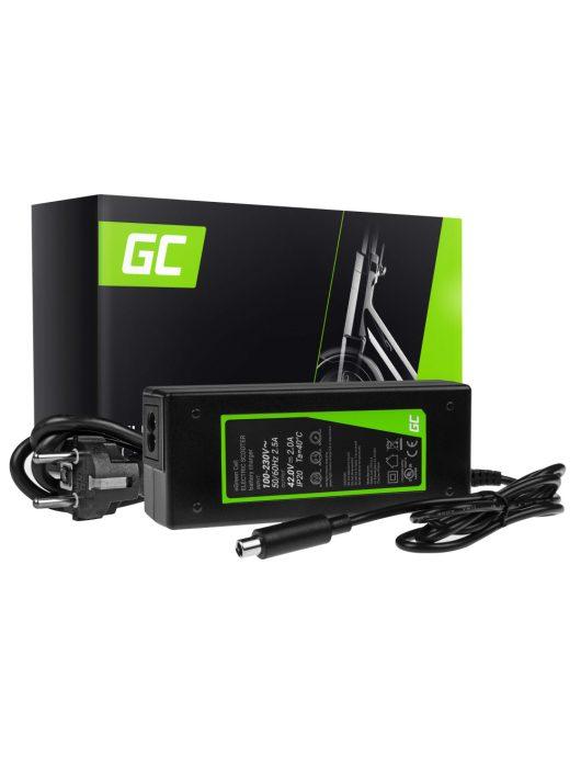 Green Cell Elektromos kerékpár Töltő 42V Hulajnogi Xiaomi Mijia M365, M365 Pro / Segway Ninebot ES1, ES2, ES3, ES4 / Lime / Hive / Bird
