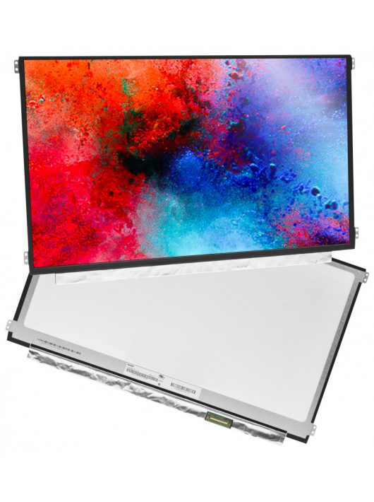 "Laptop kijelző Innolux N156DCE-GA1 15.6 laptophoz, 3840x2160 4K, eDP 40 pin, matt, IPS"""