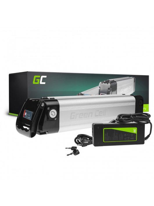 Green Cell Elektromos kerékpár akkumulátor / akku Silverfish 24V 10.4Ah 250Wh E-Bike Pedelec
