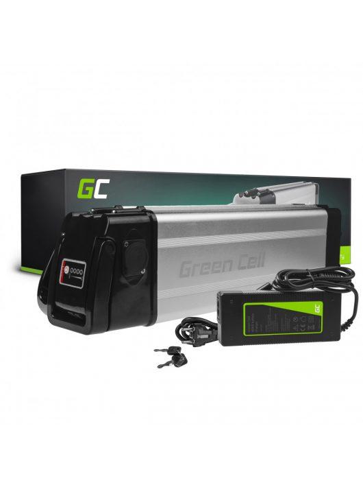 Green Cell Elektromos kerékpár akkumulátor / akku Silverfish 48V 11.6Ah 556.8Wh E-Bike Pedelec