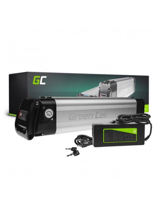 Green Cell Elektromos kerékpár akkumulátor / akku Silverfish 24V 8.8Ah 211Wh E-Bike Pedelec