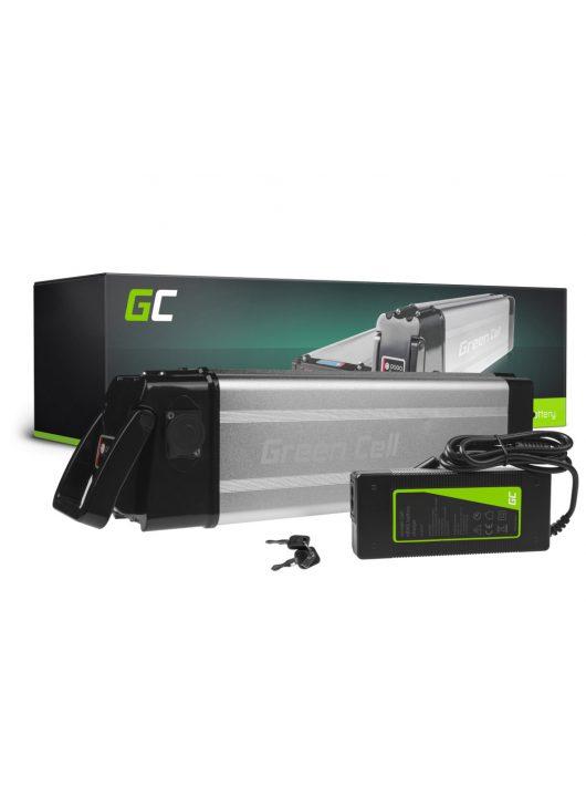 Green Cell Elektromos kerékpár akkumulátor / akku Silverfish 36V 14.5Ah 522Wh E-Bike Pedelec
