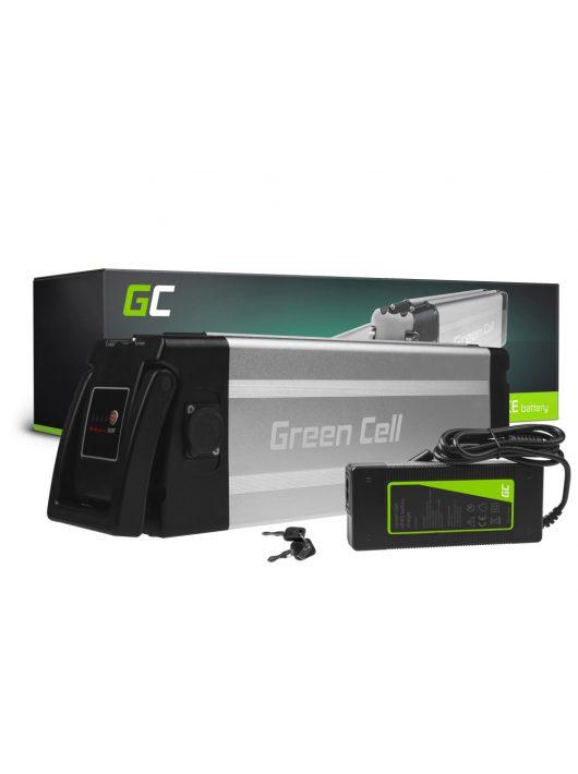 Green Cell Elektromos kerékpár akkumulátor / akku Silverfish 48V 17.4Ah 835Wh E-Bike Pedelec