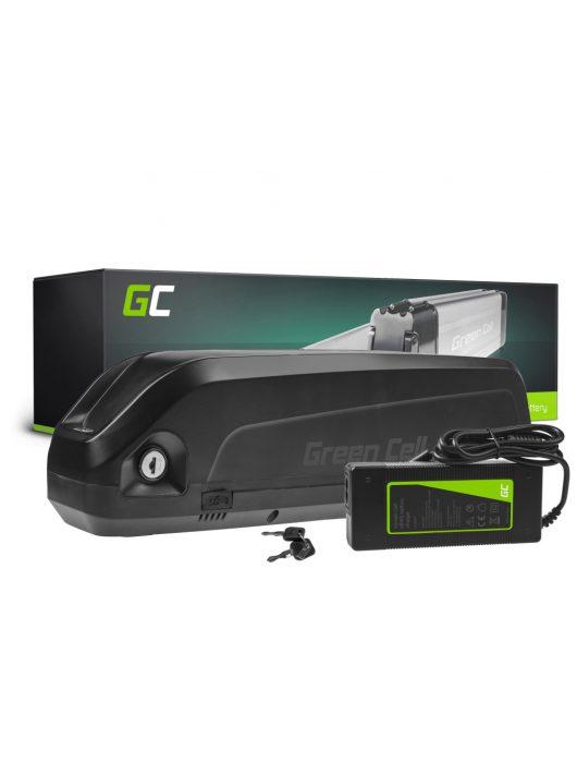 Green Cell Elektromos kerékpár akkumulátor / akku Down Tube 48V 13Ah 624Wh E-Bike Pedelec