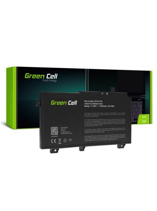 Laptop akkumulátor / akku B31N1726 Asus TUF Gaming FX504 FX504G FX505 FX505D FX505G A15 FA506 A17 FA706 AS156
