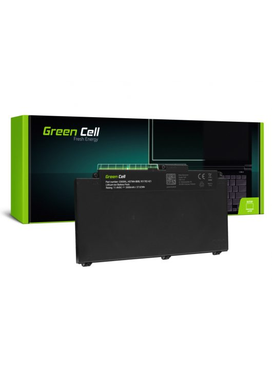 Laptop akkumulátor / akku CD03XL HP ProBook 640 G4 G5 645 G4 650 G4 G5 HP165