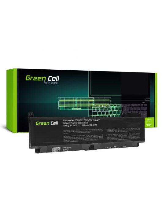 Green Cell Laptop akkumulátor / akku 01AV405 01AV406 01AV407 01AV408 Lenovo ThinkPad T460s T470s