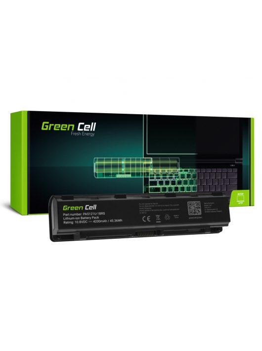 Green Cell Laptop akkumulátor / akku PA5121U-1BRS PABAS274 Toshiba Satellite P70-A P70-A-10L P70-A-10W P75-A P75-A7100 P75-A7200